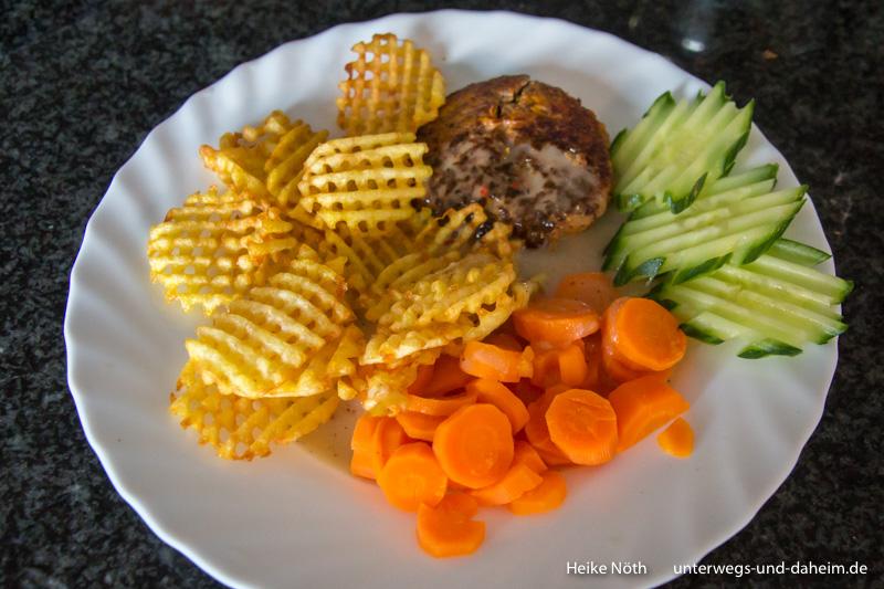 Meine Kinder lieben Gemüse, dank Börner noch mehr