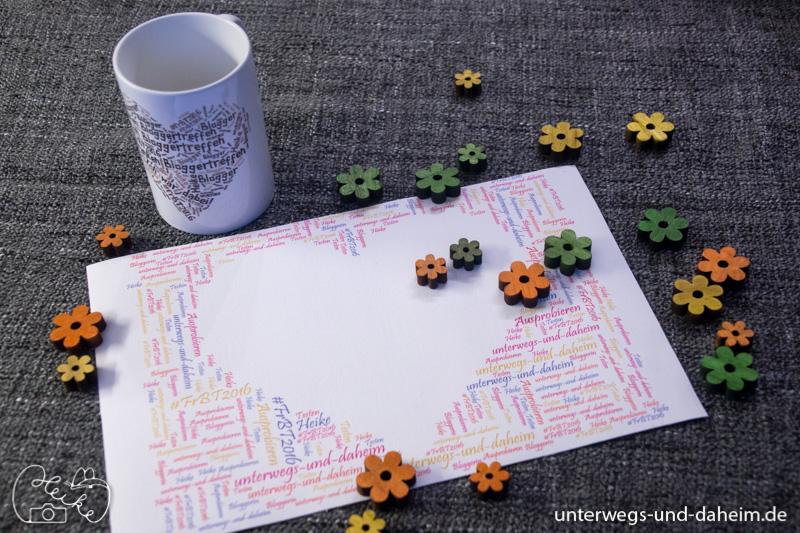 Liebevolle und individuell personalisierte Geschenke gestalten mit Happy Words
