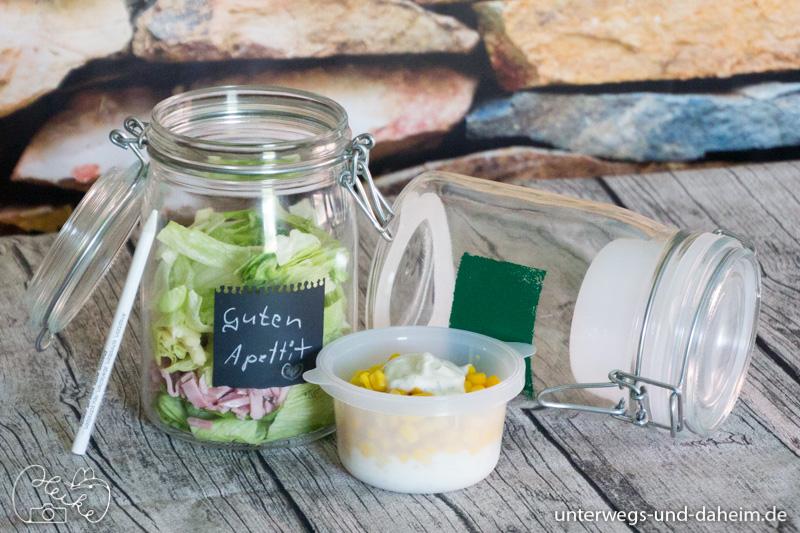 Snackgläser von Ritzenhoff & Breker: umweltfreundlich frische Snacks zum Mitnehmen
