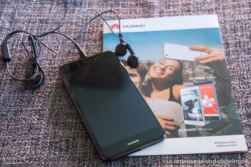 Huawei P8 Lite 2017, ein Produkttest von the Insiders