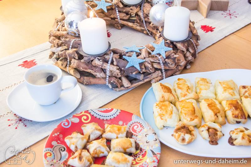Ein schön gedeckter Tisch mit Kahla Porzellan