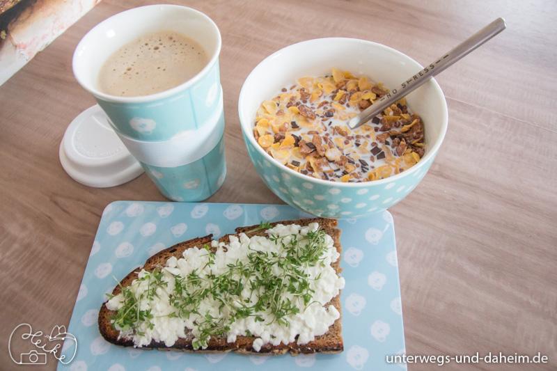 Freude nicht nur am Frühstückstisch mit Mea Living