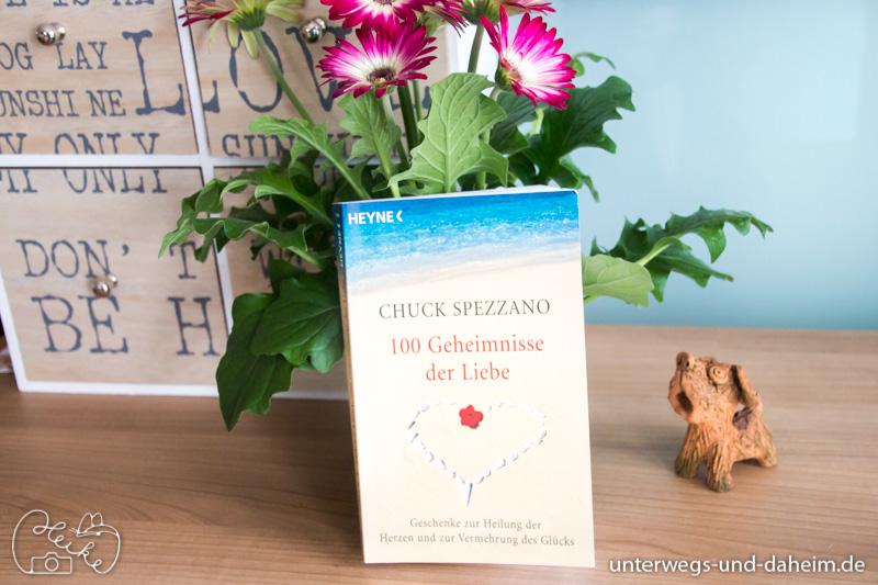 Rezension, Chuck Spezzano 100 Geheimnisse der Liebe