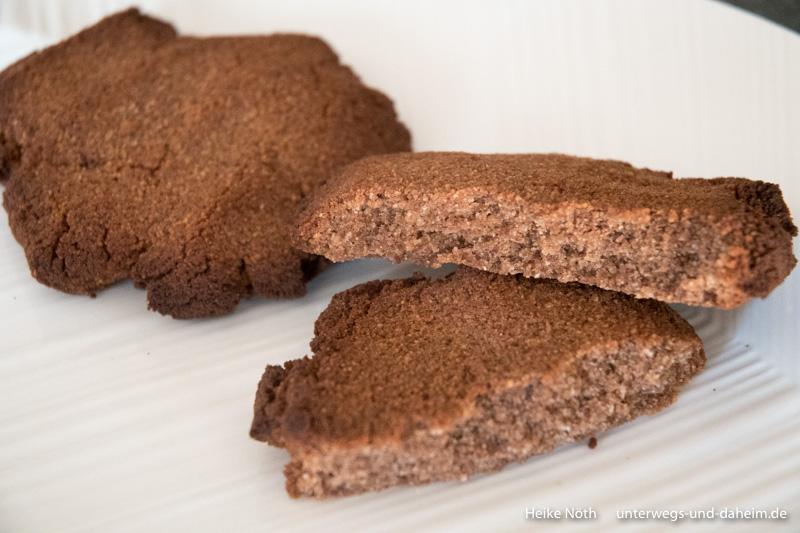 Low Carb und Glutenfrei naschen mit dem Schoko-Cookie