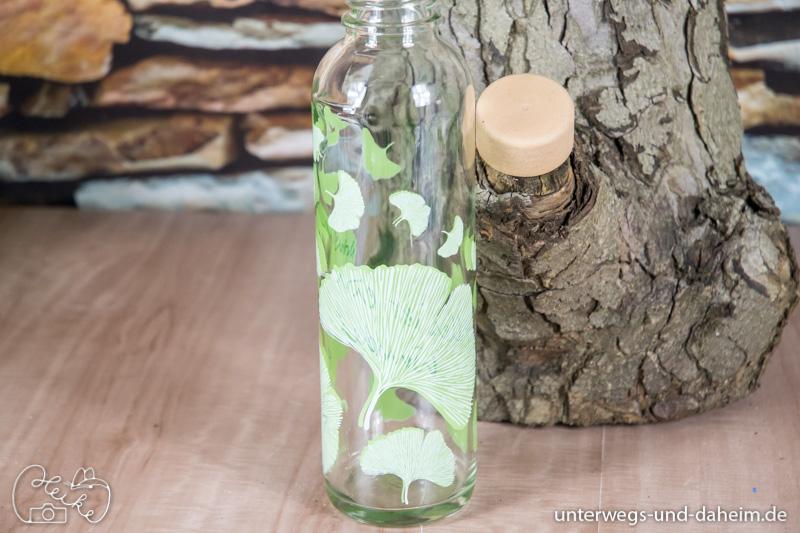 Umweltbewusst unterwegs mit den Flaschen von carry bottle