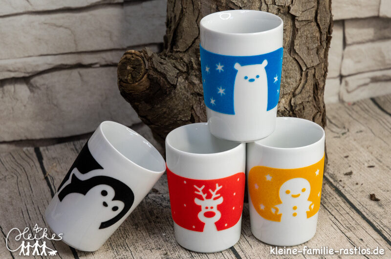 Flauschige Tassen von Kahla